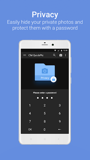 QuickPic - Photo Gallery with Google Drive Support screenshot 3