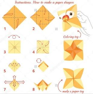 origami step by step