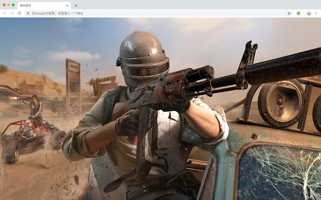 PUBG HD Wallpapers Top Games New Tabs Themes