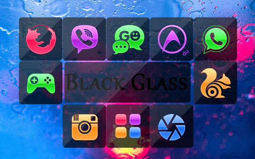 Black Glass HD - Solo Theme