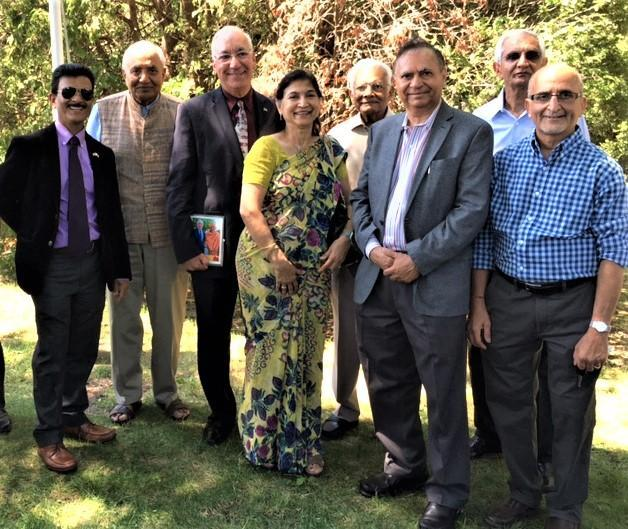 India Inependence Day in Clifton,New Jersey, August 13, 2017
