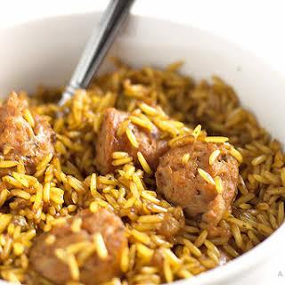 Chicken Sausage Rice Recipes.