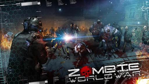 Zombie World War apkpoly screenshots 4
