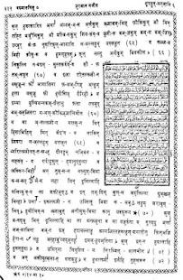 कुरान हिंदी अरबी मतन Quran Hindi Transliteration - náhled