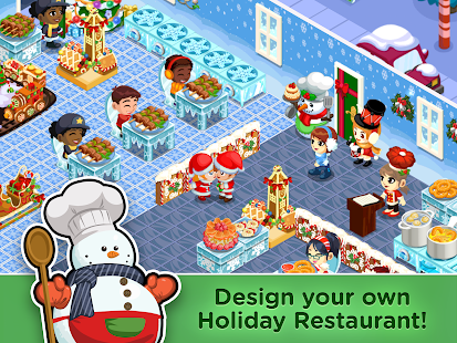 Restaurant Story: Christmas APK Android
