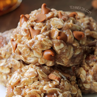 No-bake Maple Almond Butter Cookies (vegan, gluten-free, whole grain, dairy-free)