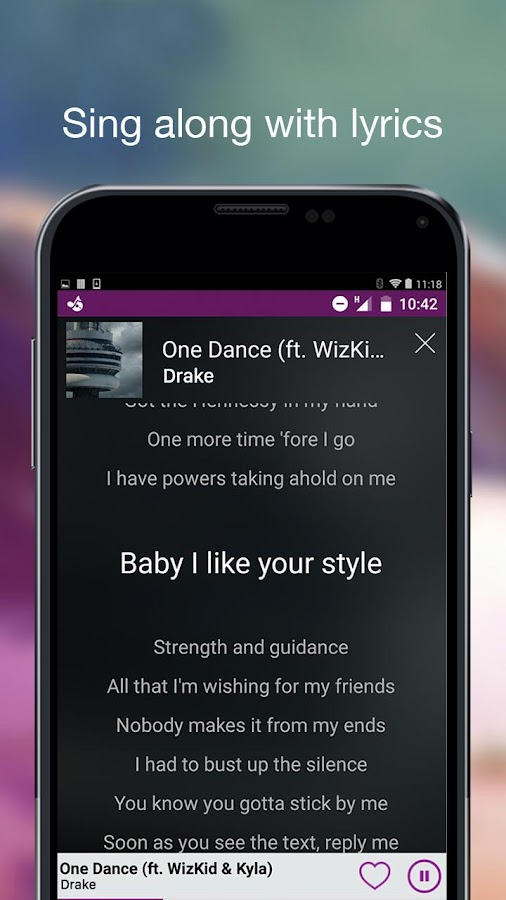 Screenshots of Anghami - Free Unlimited Music for iPhone