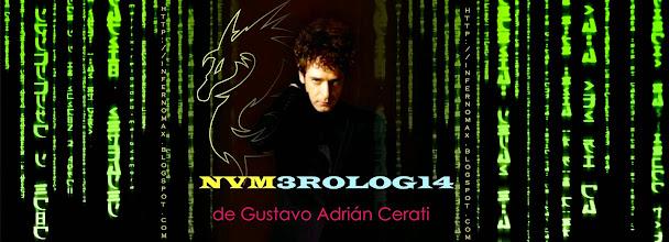 Photo: Numerología de Gustavo Adrián Cerati