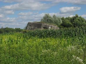 Photo: bunkier niedaleko Radymna