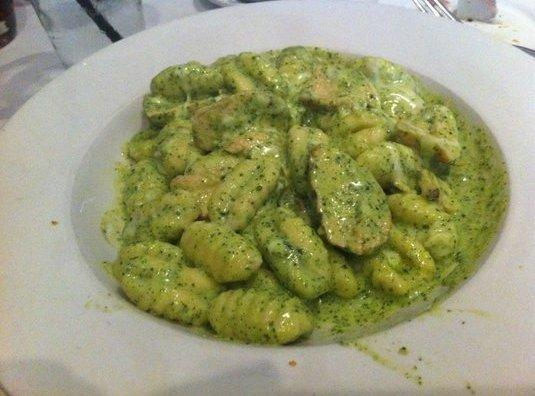 Creamy Pesto Gnocchi & Chicken Recipe