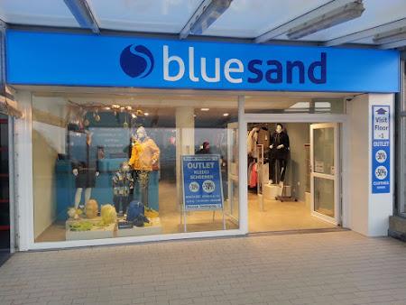 Openingsuren Blue Sand Blankenberge