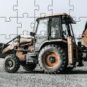 Jigsaw Puzzles JCB Tractors 🧩🚜🧩🚜🧩 icon