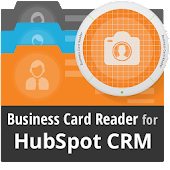 Free Business Card Reader for HubSpot CRM