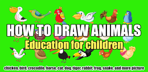 Приложения в Google Play – How To <b>Draw</b> Animals