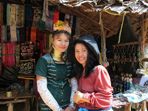 Photo: She is 26 and came here alone from Myanmar (Burma) to seek her fortune