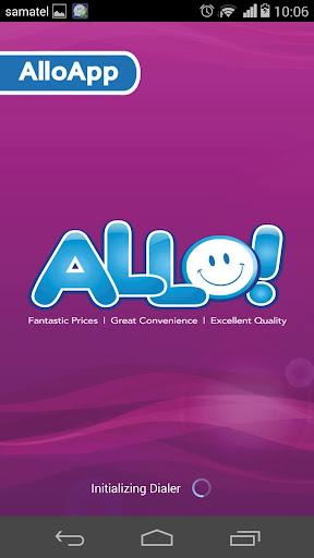 AlloApp Allo Mobile App