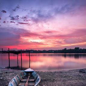 Final Escape 2 by Johari Nasib - Landscapes Sunsets & Sunrises