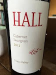 Hall Wines Cabernet Sauvignon
