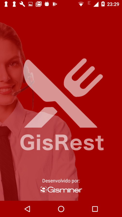 GisRest- screenshot