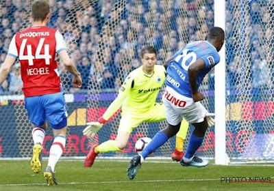 Foutje bij Club Brugge - KRC Genk? Kan gebeuren!