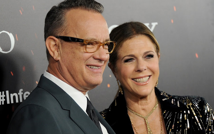 Tom Hanks And Wife Diagnosed With Coronavirus