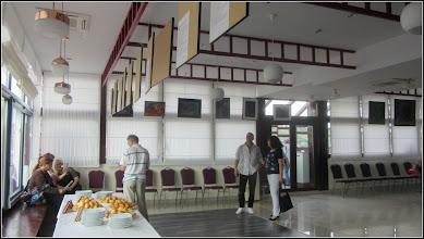 Photo: Str. Basarabiei, Nr.44 - Salis Hotel & Medical Spa  Expozitie de arta plastica Multivers: Universuri Paralele. Au expus: Dana Deac si Cecilia Rusu - 2017.08.17
