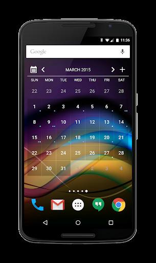 Chronus-Informations-Widgets screenshot 8