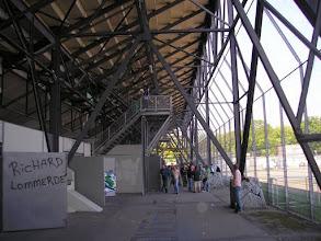 Photo: De laatste keer naar Vak M / Aad Mansveldtribune (Noord).