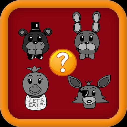Picture Quiz for FNAF 益智 App LOGO-硬是要APP
