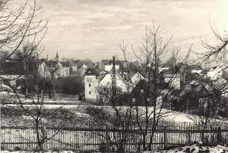 Photo: Wünschendorf im Erzgebirge  1970