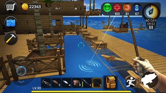 Ocean Survival MOD (Unlimited Money) 4