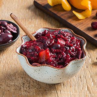 Kalamata Cranberry Chutney