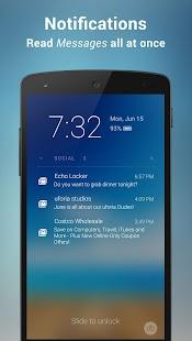Echo Notification Lockscreen- screenshot thumbnail