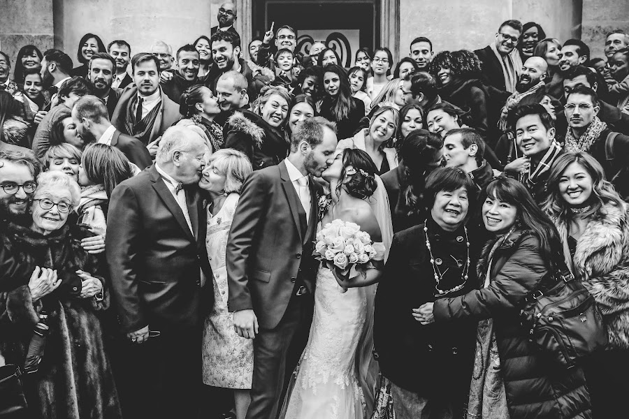 Wedding photographer Julien Laurent-Georges (photocamex). Photo of 15.05.2019