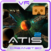 A TIME IN SPACE 2 VR CARDBOARD