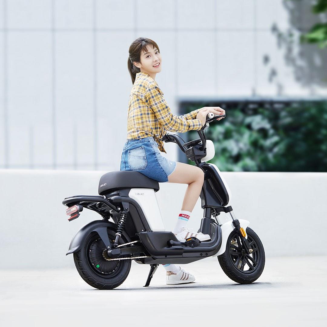 Xe đạp điện HIMO T1