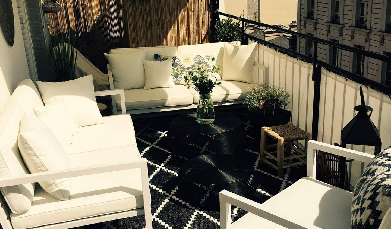 Appartement avec terrasse Paris 1er