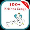 100 Krishna Songs - Bhajan, Aarti & Mantra icon