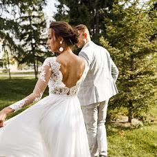 Wedding photographer Oksana Levina (levina). Photo of 01.08.2018