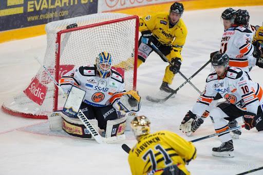 Matti Järviselle maali oli kauden neljäs.