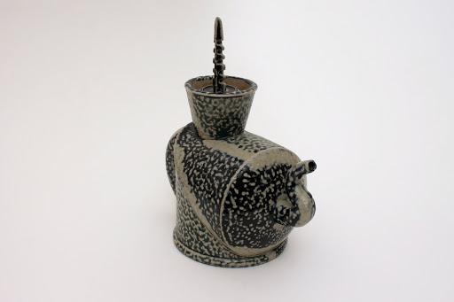 Peter Meanley Ceramic Tea Pot 23