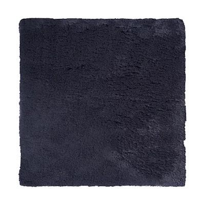 Коврик для ванной Ridder Sheldon чёрный 60х60 см