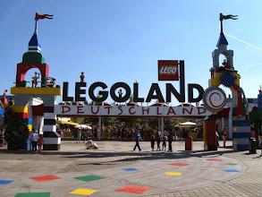 Photo: Lukas' dream came true: LEGOLAND