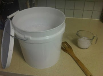 Home Made Laundry Detergent Recipe
