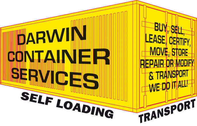 Home - Darwin Container Services, we do the impossible!