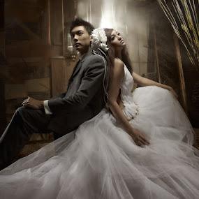 by Gondo Siswanto - Wedding Getting Ready