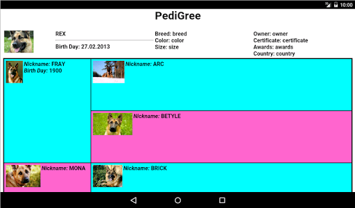 動物の血統|玩生活App免費|玩APPs