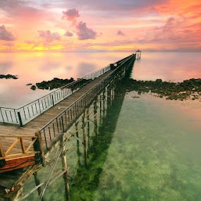 The Jetty by Alit  Apriyana - Travel Locations Landmarks