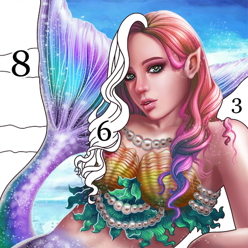 Art Coloring - Color by Number&Color Painting