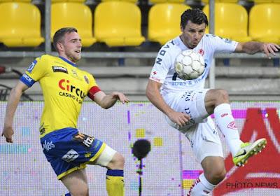 German Mera (KV Mechelen) en Stijn De Smet (Roeselare) ook na beroep nog drie en twee weken geschorst